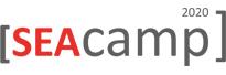 sea camp 2018 logo