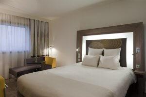 Chambre Next - perspective tête de lit 1